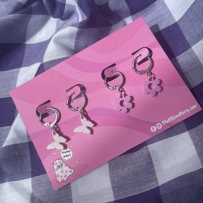 Pink Hoop Pack