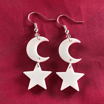 Moon and Star Hooks