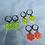 Thumbnail: Tutti Fruity Neon Hoop Pack