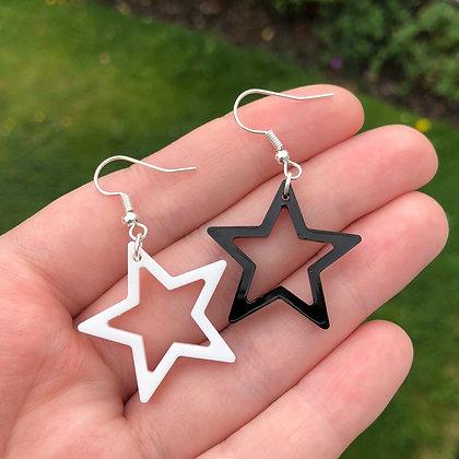 Cut-out Stars
