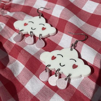 Happy Little Cloud Earrings