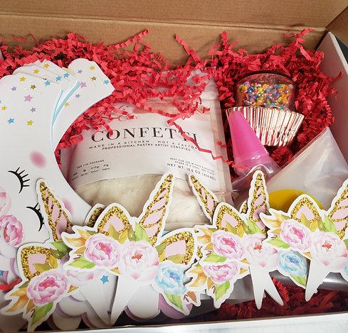 Unicorn Cake Creation Kit