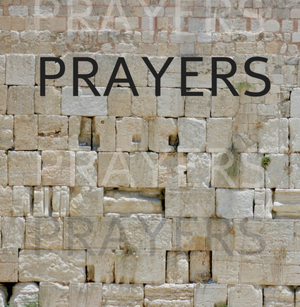 """Prayer = """"The Right Words"""""""