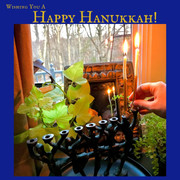 The Hanukkah Blessings