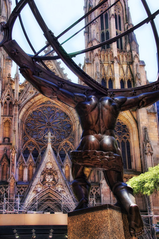 Masterpieces Made For Worship: St. Patrick's Cathedral in NYC