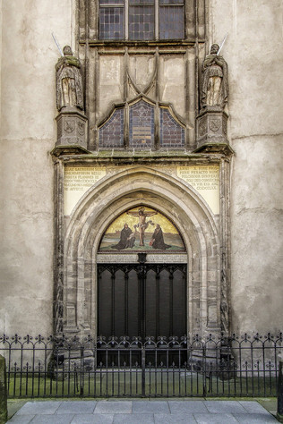 Masterpieces Made For Worship:  The Wittenberg Castle Church & the Reformation's 500th Anniv