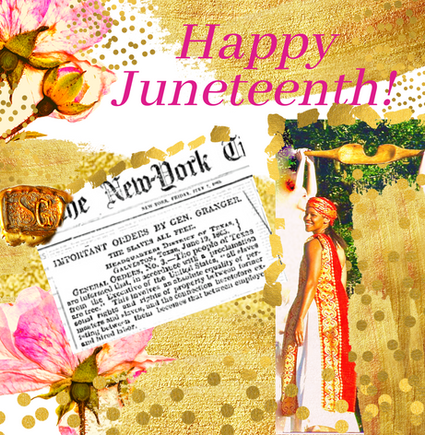Happy Juneteenth 2020!