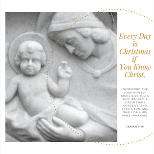 Christmas: An Every Day Thing!