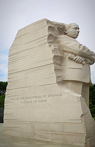 Martin Luther King Jr. Day:  A Good Day To Ponder How To Live One's Life