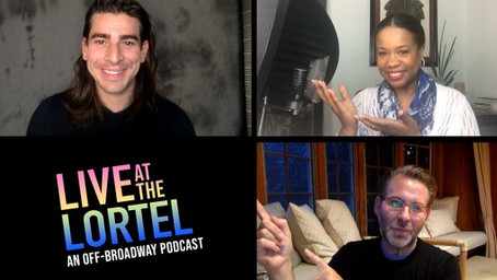 WATCH: Arturo Luis Soria actor and Broadway star in the Tony Award Winning Show THE INHERITANCE