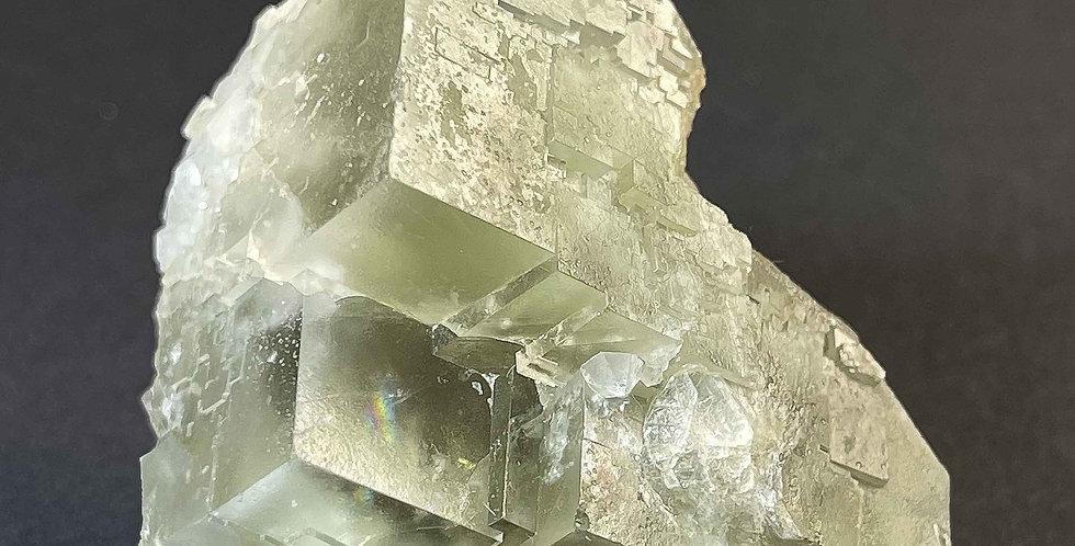 Fluorit– Miniera di Vignola, Trento, Italien