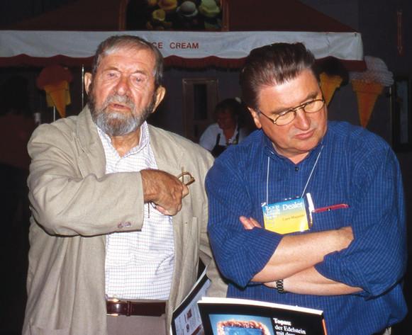 John Sinkankas & Christian Weise