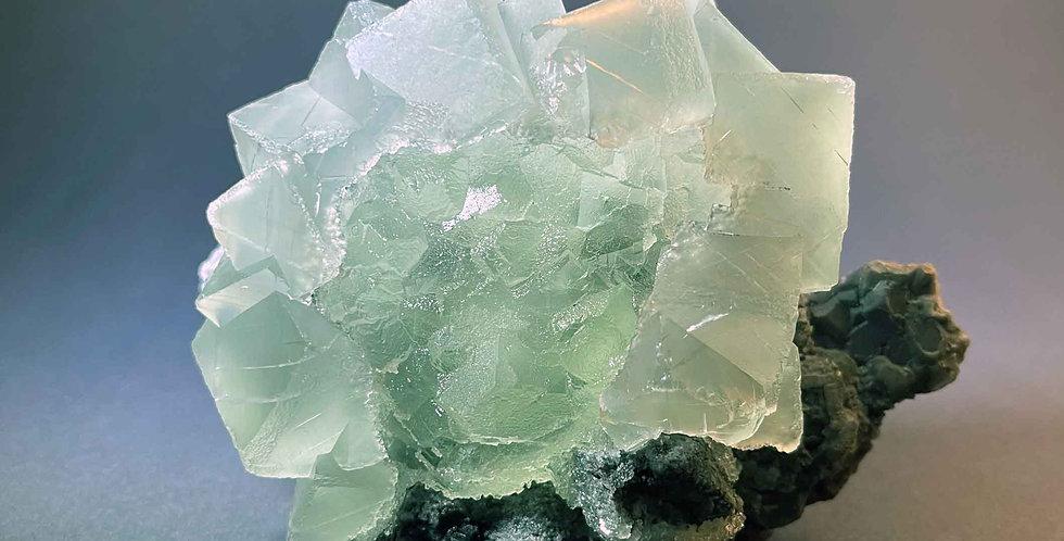 Fluorit – Xianghualing Mine, Prov. Hunan, China