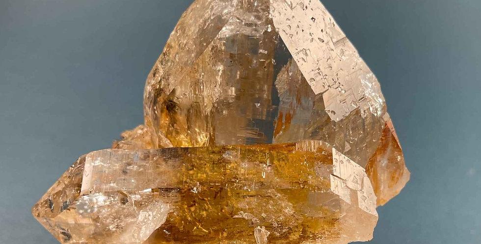 Bergkristall mit Muttergestein - Rauris, Österreich