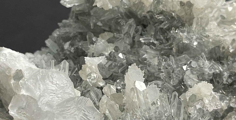 Fluorit, Quarz, Dolomit – Banya, Rumänien