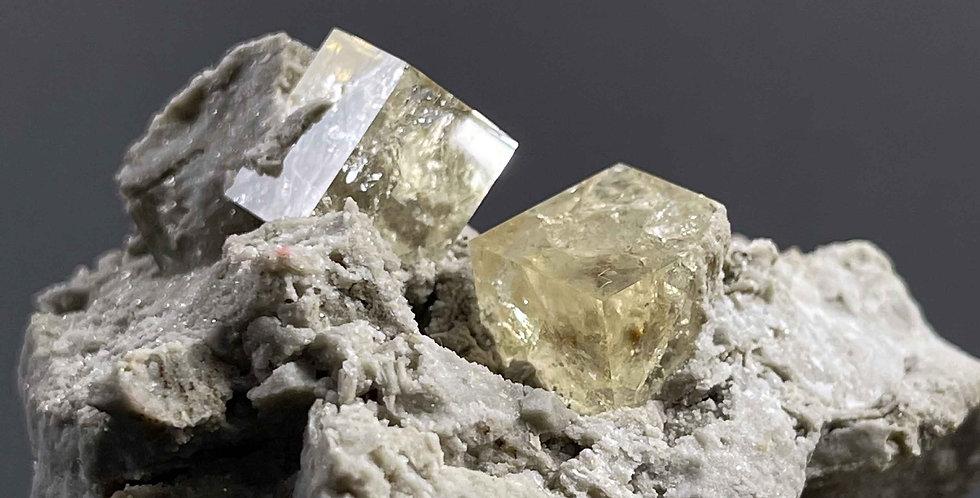 Fluorit – Maystone Quarry, USA