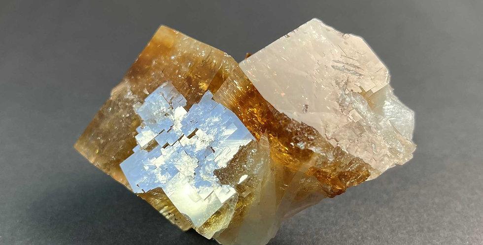 Fluorit – White Rock Quarry, Ohio, USA