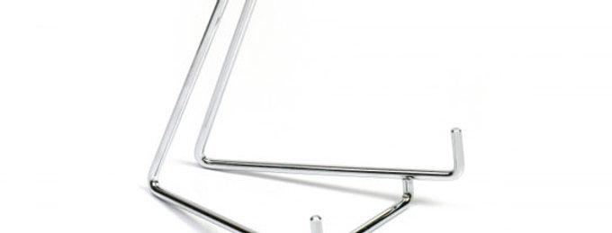 Metallständer, ca. 135 x 170 x 150 mm