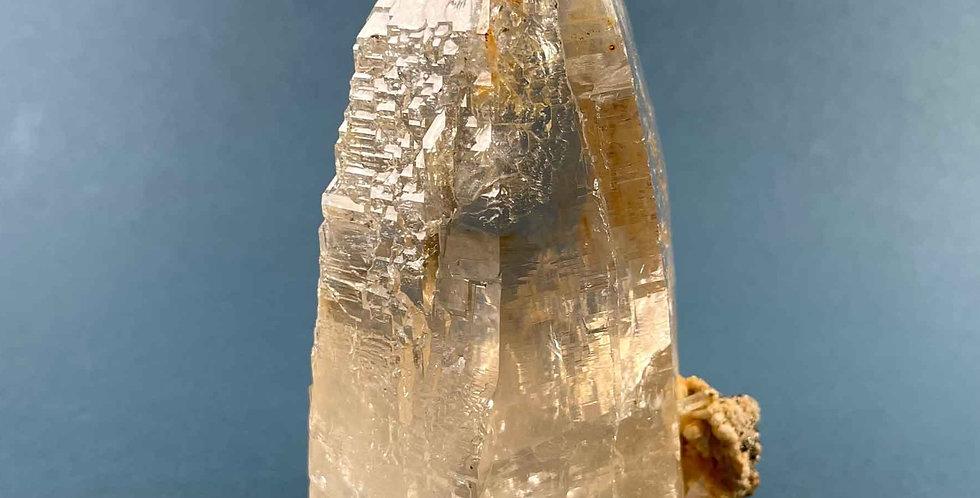 Gefensterter Bergkristall – Grieswies, Rauris, Österreich