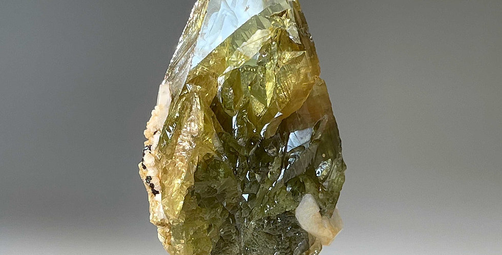 Titanit – Capelinha, Jequitinhonha, Minas Gerais, Brasilien