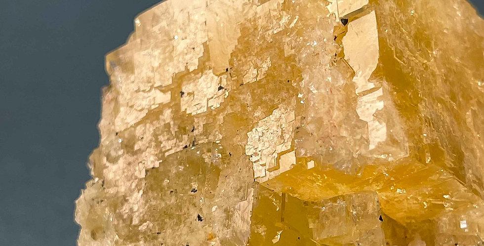 Fluorit– Mibladen, Michelt, Marokko