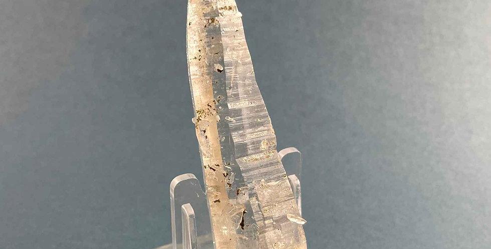 Bergkristall Doppelender – Rauris, Österreich