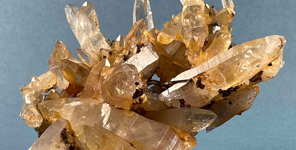 Bergkristallstufe – Rauris, Österreich