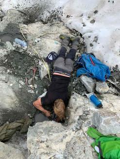Tobi Tlusty auf Strahlertour in fast 3000 m: