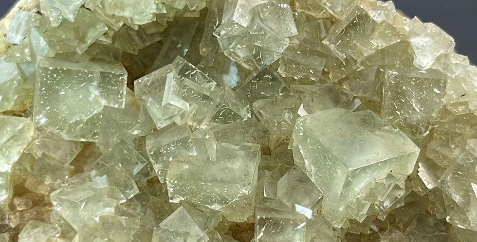 Fluorit – Weißeck, Gipfelregion,  Österreich