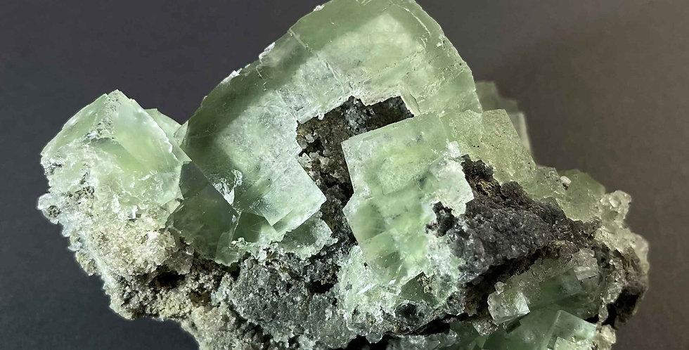 Fluorit – Xiang Hua Ling, Prov. Hunan, China