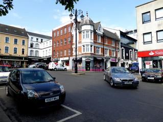 Mallon Announces Improvements for Pedestrians in Derry City Centre