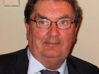 Former SDLP leader and Nobel Peace Prize winner John Hume has died