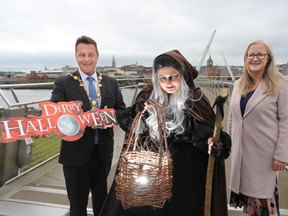 Derry prepares to Awaken the Walled City with thrilling Halloween programme