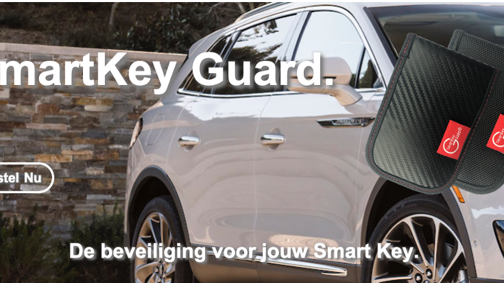 SmartKey Guard Carbon