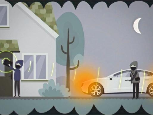 Politie waarschuwt voor inbraken bij auto's met 'slimme' sleutel