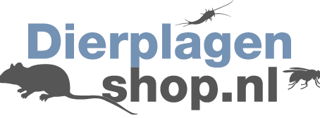 Nieuw logo en kleuren voor onze Webshop Dierplagenshop
