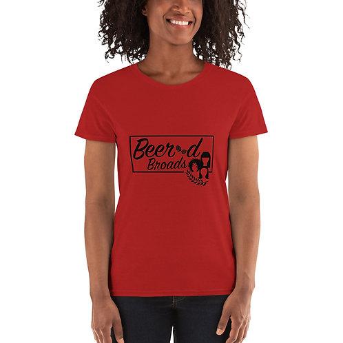 BB Logo Women's short sleeve t-shirt