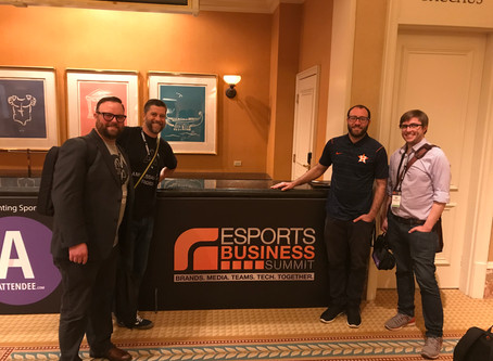 Ambassador Studios Reports:2018 eSports Business Summit Part 3