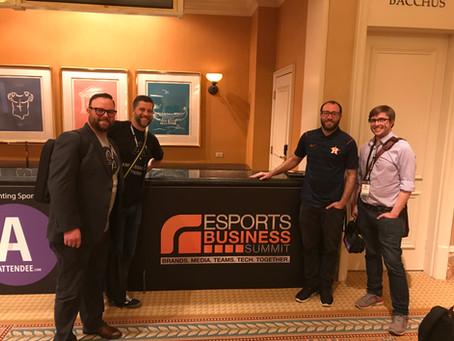 Ambassador Studios Reports:2018 eSports Business Summit Part 3