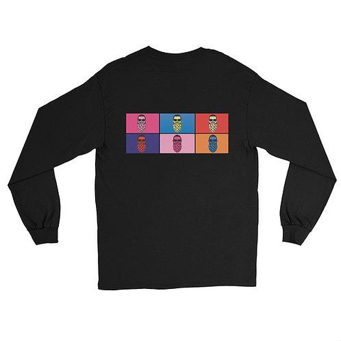 HH Warhol Men's Long Sleeve Shirt