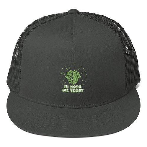 IHWT One Color Trucker Cap