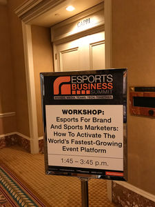 Ambassador Studios Reports:2018 eSports Business Summit Part 4