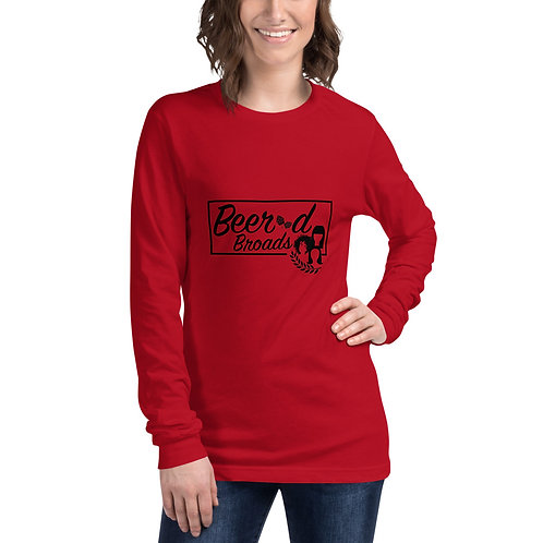 BB Logo Unisex Long Sleeve Tee
