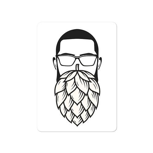 Hop Head Ralph w/Glasses Sticker