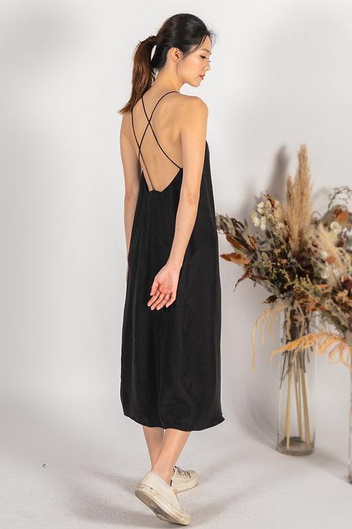 Mae String Bareback Dress