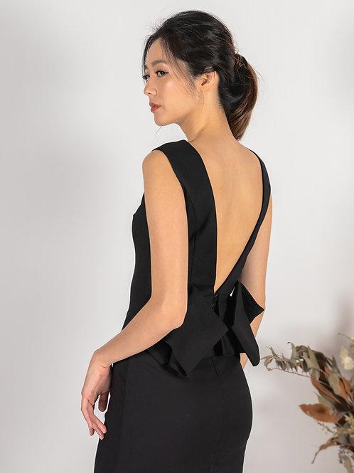 Victoria Bareback Dress