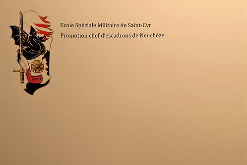 Carte de correspondance - Neuchèze