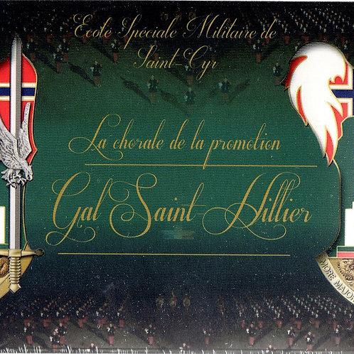 CD - Promotion Général Saint-Hillier
