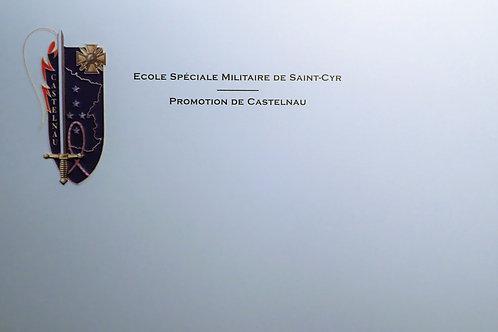 Carte de correspondance - Castelnau