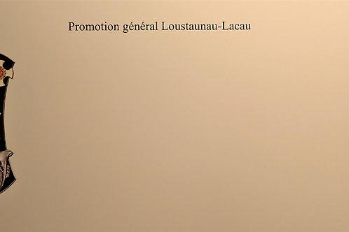 Carte de correspondance - Loustaunau Lacau